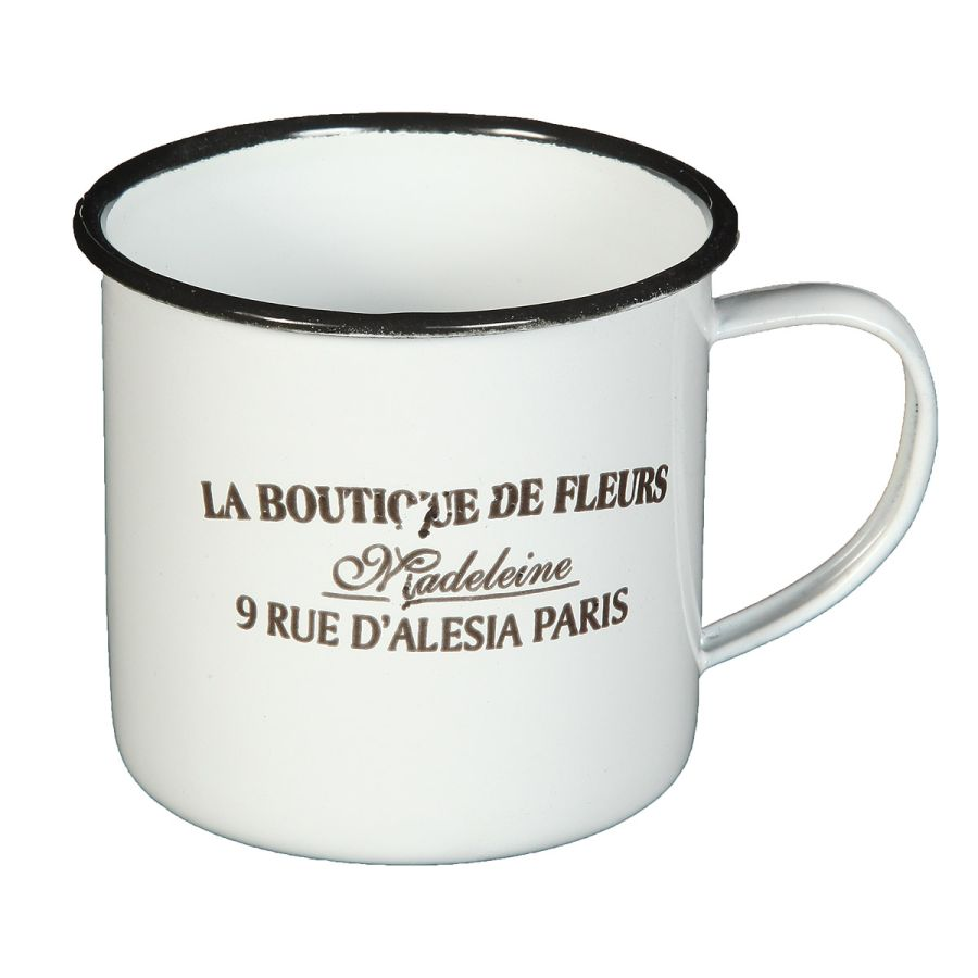 Enamel Mug 8cm