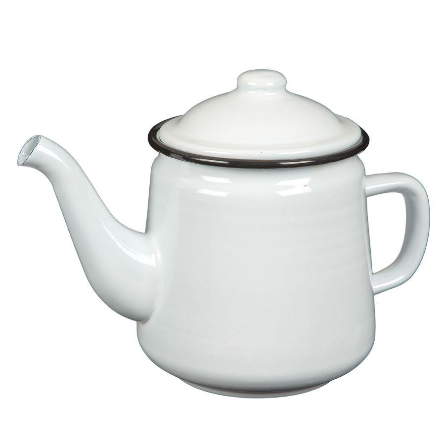 Enamel Tea Pot 20cm
