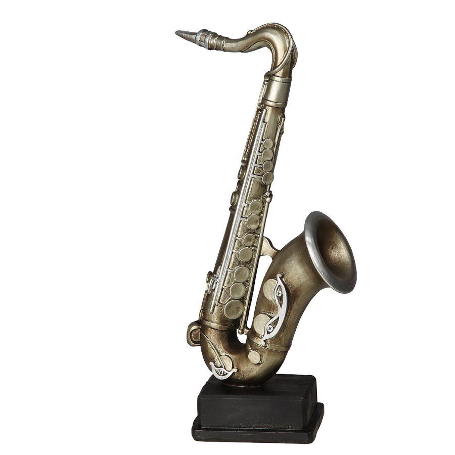Saxaphone Figure L