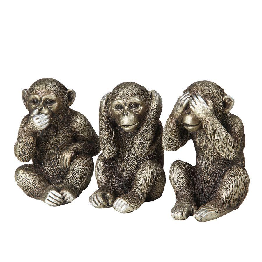 Monkey Set of 3