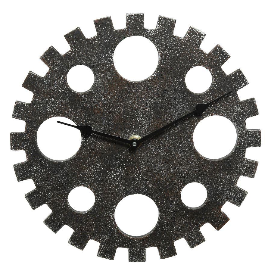 Cargo Cog Clock 25cm