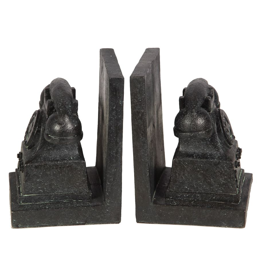 Telephone Bookends 16cm