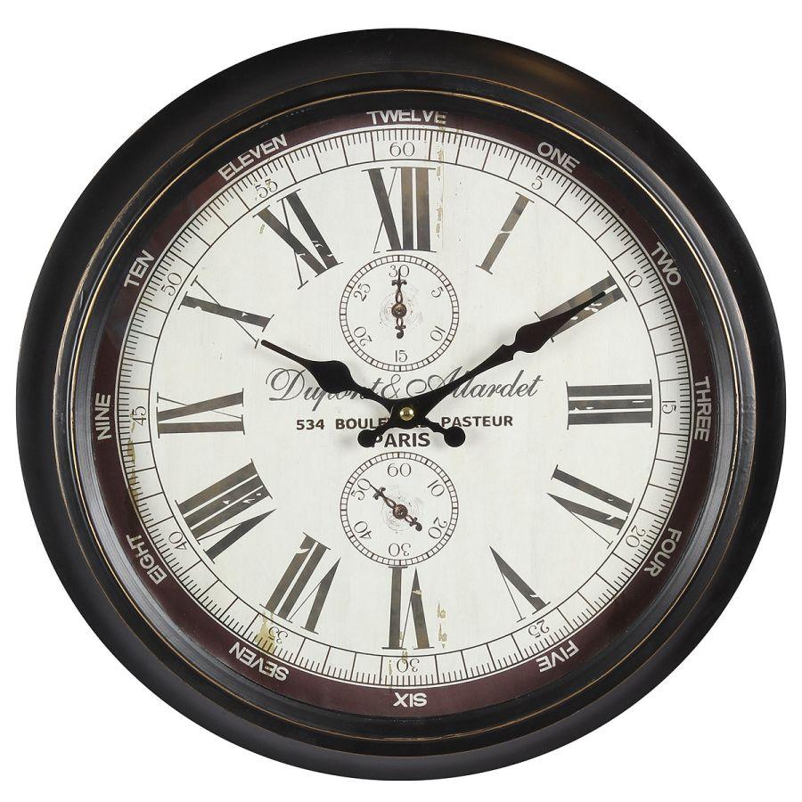 Dupont Wall Clock 40cm
