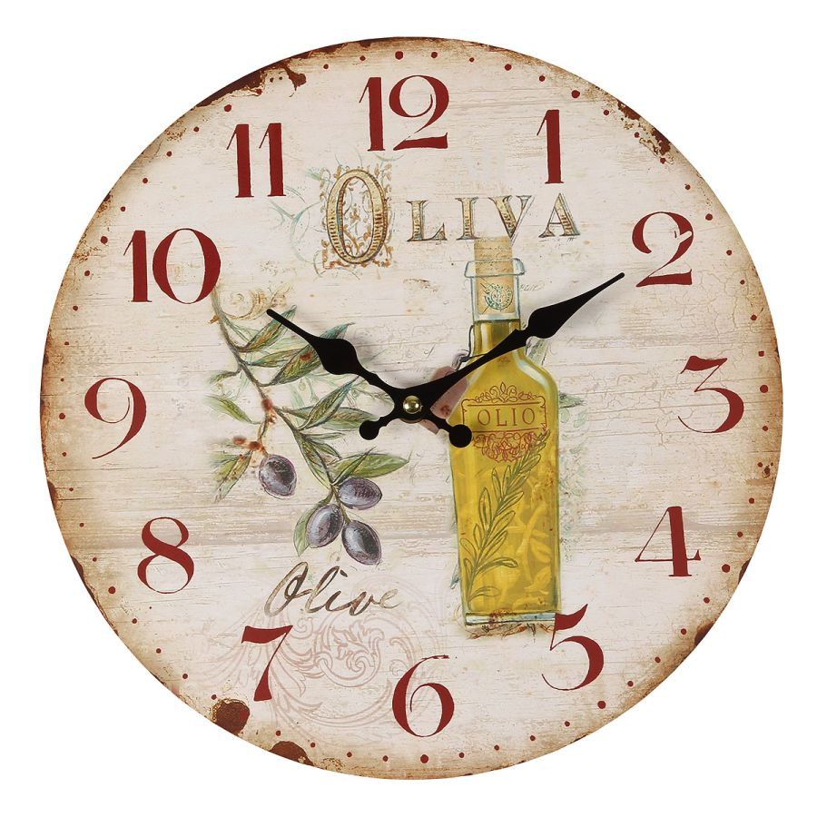Oliva Wall Clock 28cm