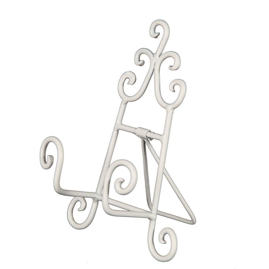 Easel - White 19cm
