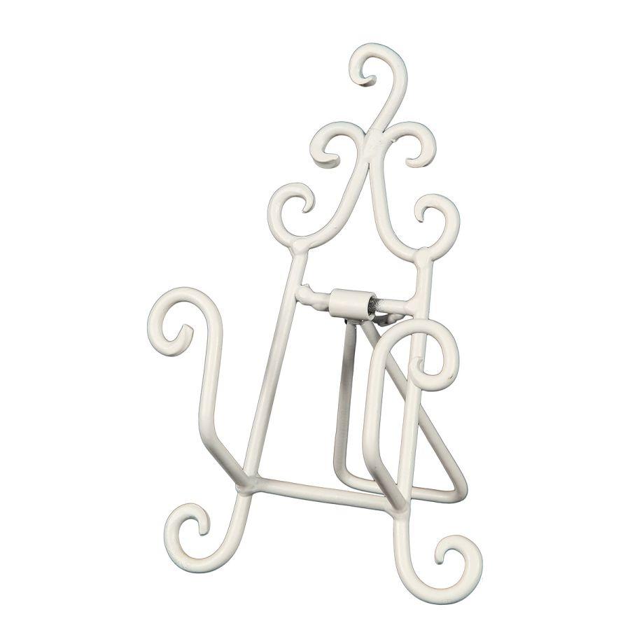 Easel - White 15cm