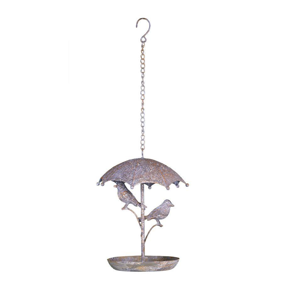 Hanging Bird Bath - round