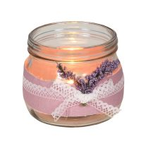 Lavender Glas 10x11cm
