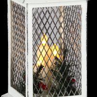 Xmas Lantern incl. 3 x LED Candles