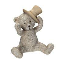 Bär mit Hut 7cm