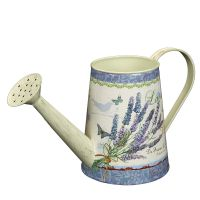 Lavender Metal Watering Can