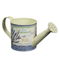 Lavender Small Metal Watering Can