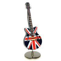 Britische E-Gitarre 14cm