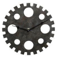 Cargo Zahnrad Uhr 25cm