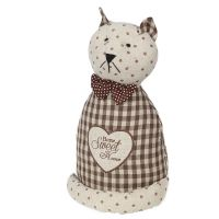Door Stopper - Cat 31cm