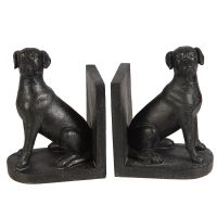 Dog Bookends 20cm