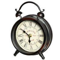 Metal Table Clock - Classic 16cm
