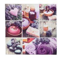 Lavender Canvass 50cm