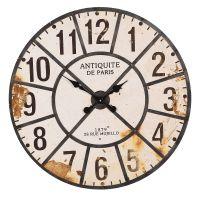 Antiquite Wall Clock 80cm