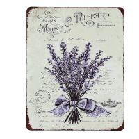 Metal Picture - Lavender