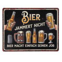 Metal Picture - Bier