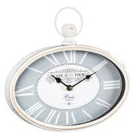 Wall Clock - oval 29cm