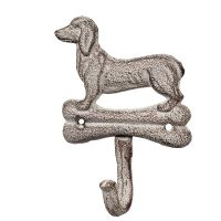 Cast Iron Hook - Dog