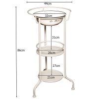 Wash Bowl & Stand 85cm