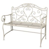 Bench - Antq White